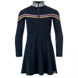 Looxs sporty dress navy