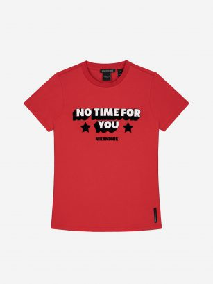 Nik & Nik no time t-shirt