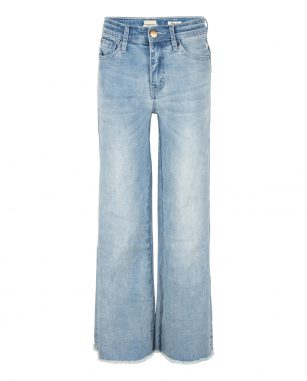 Indian Blue joy wide fit jeans