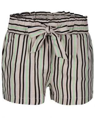Indian blue striped short