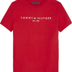 Tommy Hilfiger essential tee red