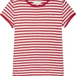 Tommy Hilfiger stripe top red