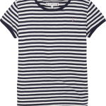 Tommy Hilfiger stripe top navy