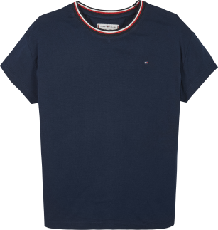 Tommy Hilfiger Essential top navy