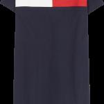 Tommy Hilfiger Flag jersey dress navy