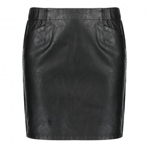 Skirt-PU-solid-black-16836-500x500