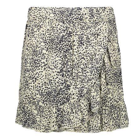 Skirt-printed-crinkle-black-16834