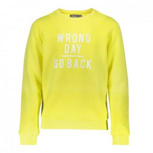 Geisha sweat wrong day yellow