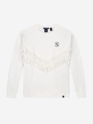 Nik & Nik Fringe sweater
