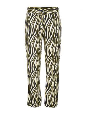 Indian Blue Zebra pants