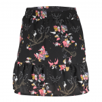 Frankie & Liberty nanne skirt black flower print