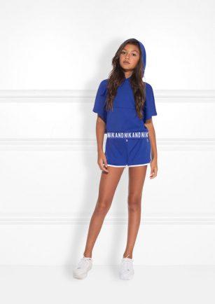 Nik & Nik Lena shorts blue