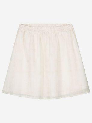 Nik & Nik Breanne Cissy skirt off white