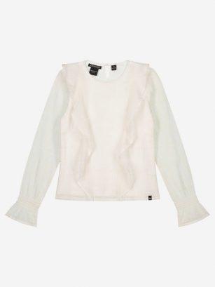 Nik & Nik Breanne blouse off white
