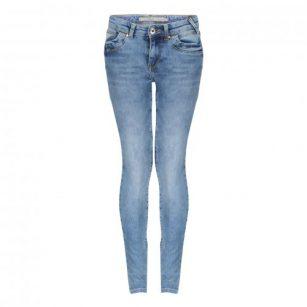 Geisha jeans fancy pocket blue denim