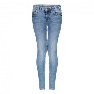 Geisha jeans fancy pocket blue denim