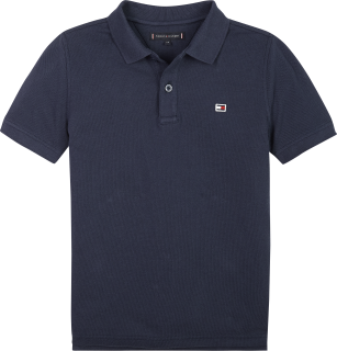 Tommy Hilfiger applique polo navy