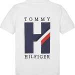 Tommy Hilfiger applique polo wit