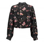 Frankie & Liberty nanne blouse black flower print