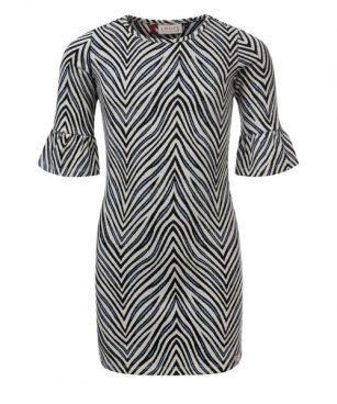 Looxs Jaquard jurk