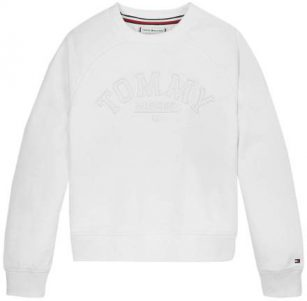 Tommy Hilfiger embroidered sweater