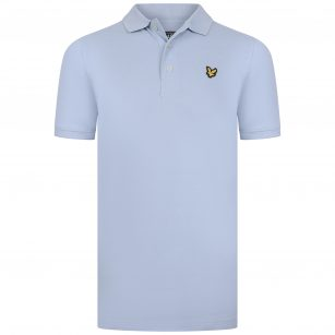 Lyle & Scott polo Chambray blue