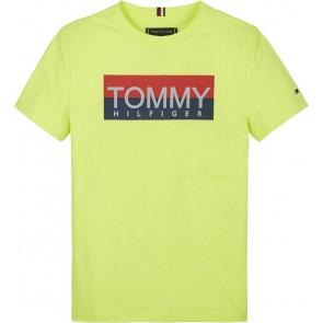 Tommy Hilfiger reflective shirt