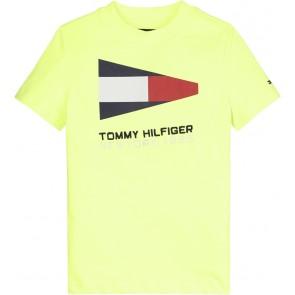 Tommy Hilfiger flag sailing shirt