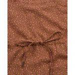 Looxs lange jurk Coral