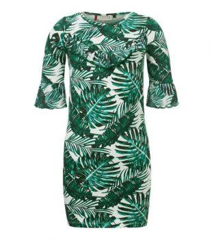 Looxs dress jungle