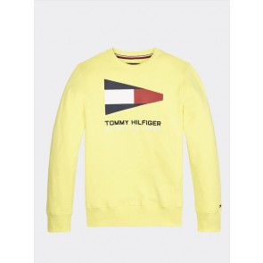 Tommy Hilfiger sailing flag sweater