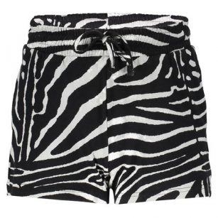 Geisha short all over zebra