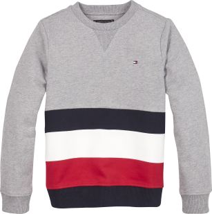 Tommy Hilfiger global stripe sweater