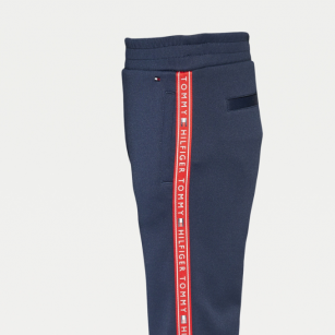 Tommy Hilfiger tape trackpants