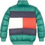 Tommy Hilfiger U reflective flag groen