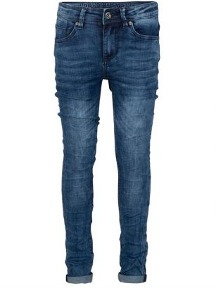 Indy Blue Andy flex skinny jeans