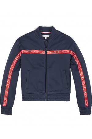 Tommy Hilfiger Tape track jacket navy