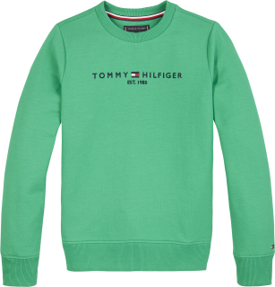 Tommy Hilfiger sweater Cosmic Green