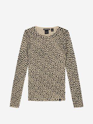 Nik & Nik Jolie leopard