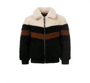 Looxs bomber teddy jacket