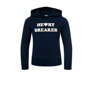 Looxs hoody sweater midnight