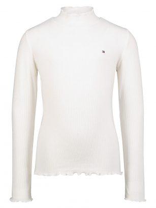 Tommy Hilfiger Rib knit off white