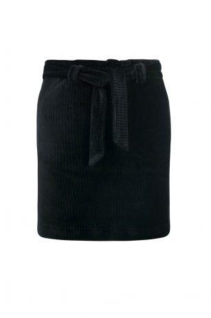 Looxs skirt paperbag black