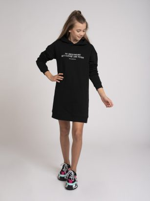 Nik & Nik No sweetheart sweatdress