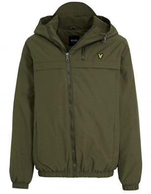 Lyle & Scott Padded Windcheater