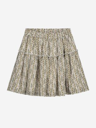 Nik&Nik Tory Chain Skirt