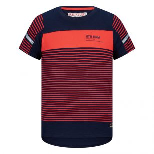 Retour shirt Pharrel navy