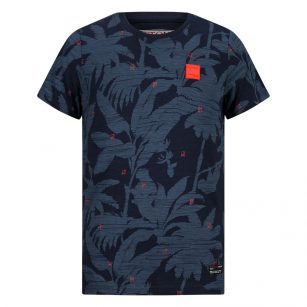 Retour shirt Robert navy