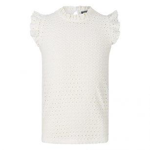 Retour shirt Fay Off white