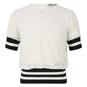 Retour shirt Enoah off white